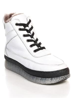 Ботинки белые | 4548040