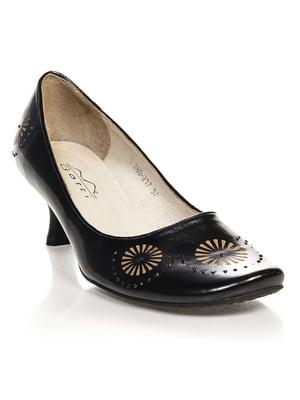 Туфли черные | 4548035