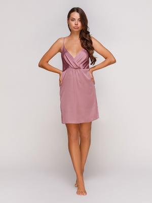 Ночная рубашка розовая | 4419713