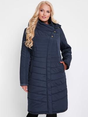 Пальто графітового кольору | 2861216