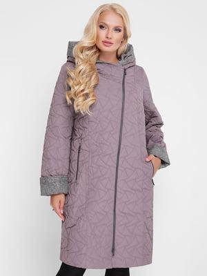 Пальто сіре | 4559424