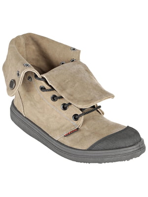 Ботинки бежевые   3319266