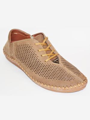 Туфлі кольору лате   4559371
