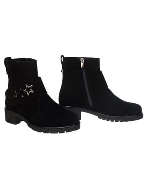 Ботинки черные | 4560947