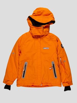 Куртка оранжевая | 219149