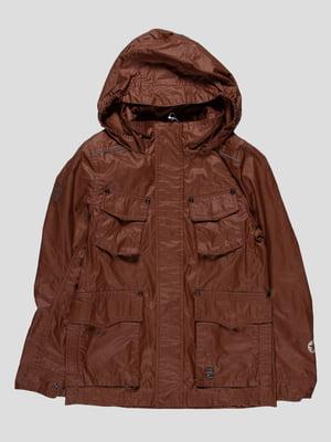 Ветровка коричневая | 4545909