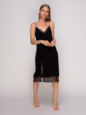 Платье черное | 4506094