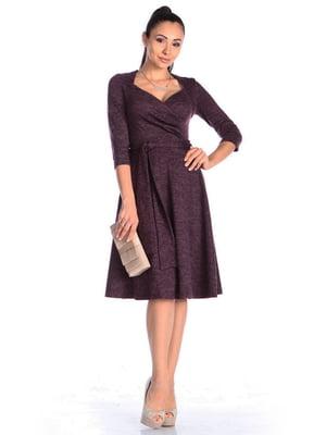 Платье цвета марсала   4563153