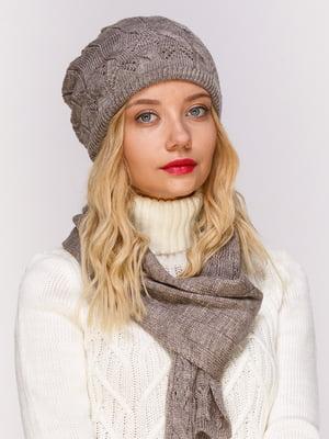 Комплект: шапка и шарф | 4567156