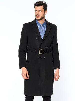 Пальто чорне | 3622194