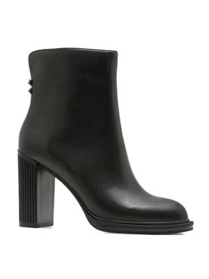 Ботинки черные | 4568486
