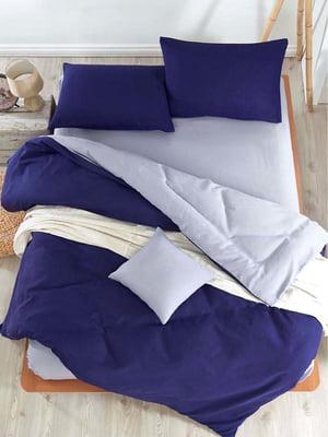 Комплект постельного белья двуспальный (евро) | 4519731