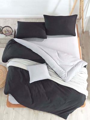Комплект постельного белья двуспальный (евро) | 4519732