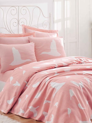 Комплект постельного белья двуспальный (евро) | 4519743