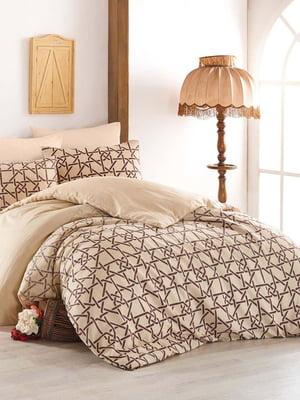 Комплект постельного белья двуспальный (евро) | 4566716