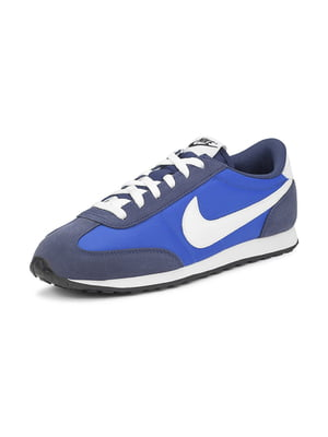 Кроссовки синие Mach Runner   4574075