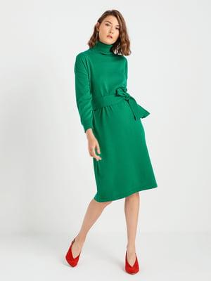 Платье зеленое | 4574878
