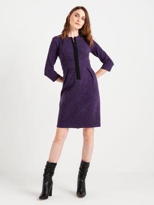 Сукня фіолетова | 4574949