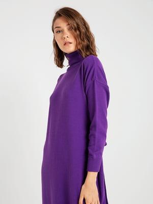 Платье фиолетовое | 4574953
