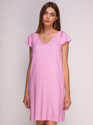 Платье розовое | 4520255