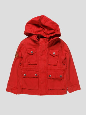 Куртка червона | 4505838