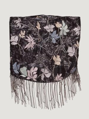 Платок в цветочный рисунок   4519092