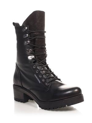 Ботинки черные   4567419