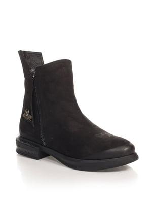 Ботинки черные | 4567433