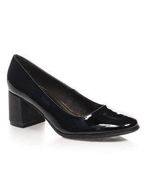 Туфли черные | 4573530