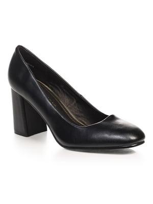 Туфли черные   4573533