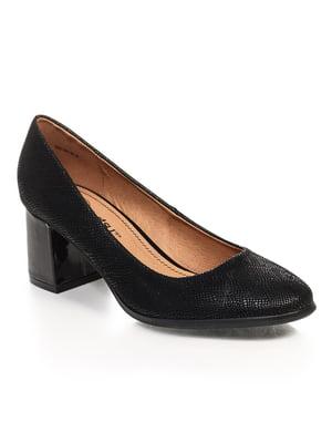 Туфли черные | 4573528
