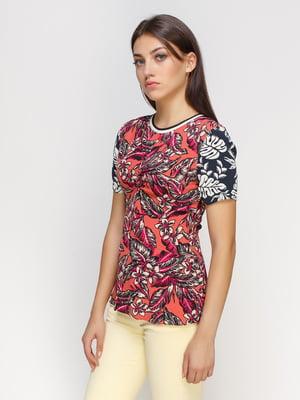 Блуза в принт | 4509775