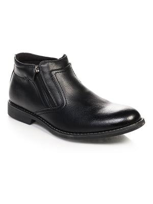 Ботинки черные   4573581