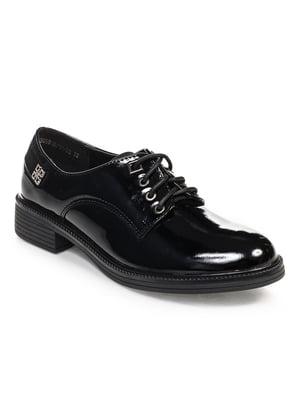 Туфлі чорні   4573564