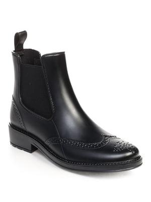 Ботинки черные | 4573579