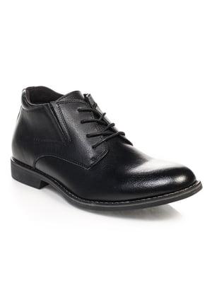 Ботинки черные   4573582