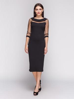 Платье черное | 3851944