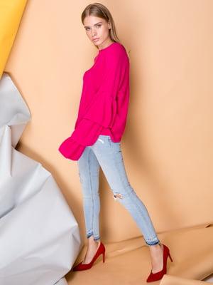 Блуза розовая | 3861860