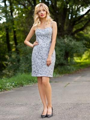 Сукня сіра | 3255726