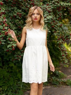 Платье кремовое - Atelier private - 3328794