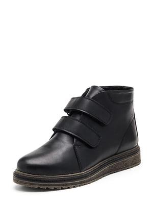 Ботинки черные | 4549284