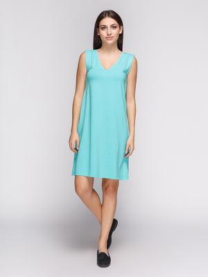 Сукня м'ятного кольору   4575134