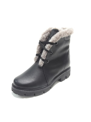 Ботинки черные | 4580475