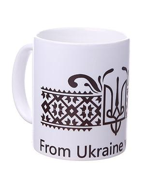 Чашка керамическая (330 мл) | 4578892