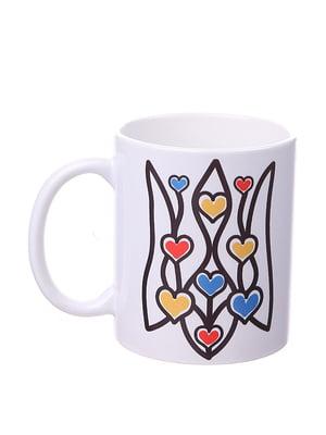 Чашка керамічна (330 мл) | 4578893