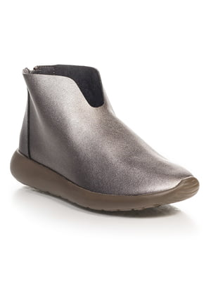 Ботинки серебристые | 4573572