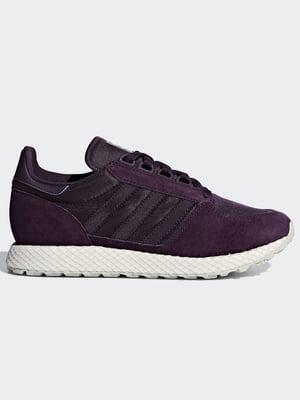 Кроссовки фиолетовые   4556369
