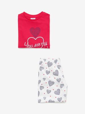 Піжама: лонгслів і штани | 4582160