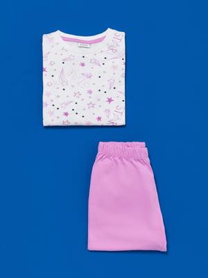Піжама: лонгслів і штани | 4582166