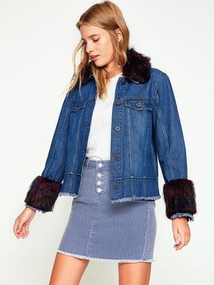 Куртка синяя | 4583889